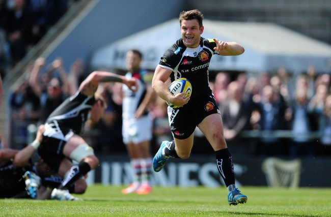 Exeter Chiefs 29 Harlequins 30