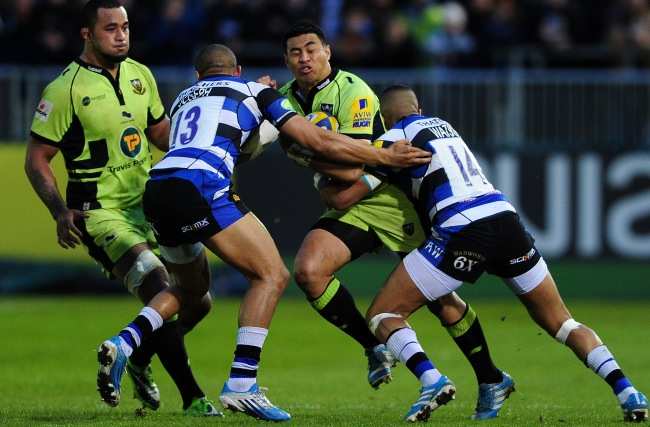 Bath Rugby 19 Northampton Saints 19