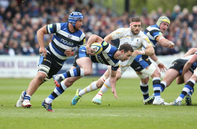 Bath Rugby 32 Worcester Warriors 20