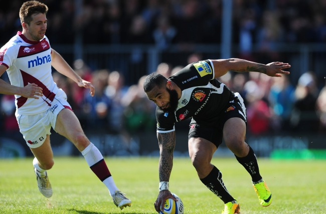 Exeter Chiefs 12 Sale Sharks 55