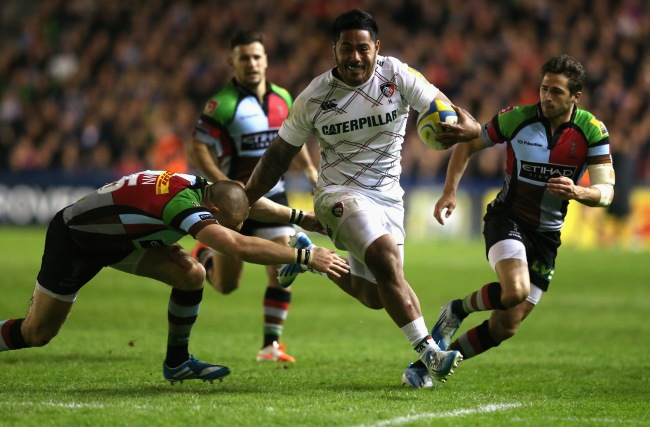 Harlequins 24 Leicester Tigers 20