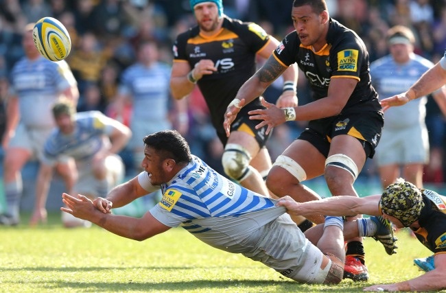London Wasps 20 Saracens 32