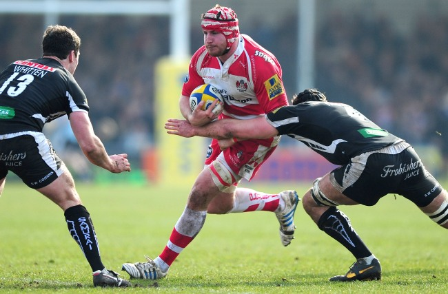 Exeter Chiefs 13 Gloucester Rugby 14