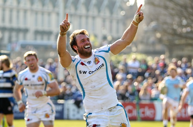 Bath Rugby 19 Exeter Chiefs 22