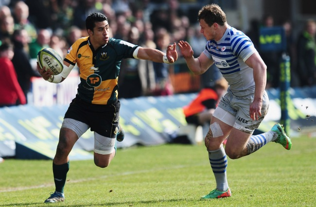 Northampton Saints 26 Saracens 7