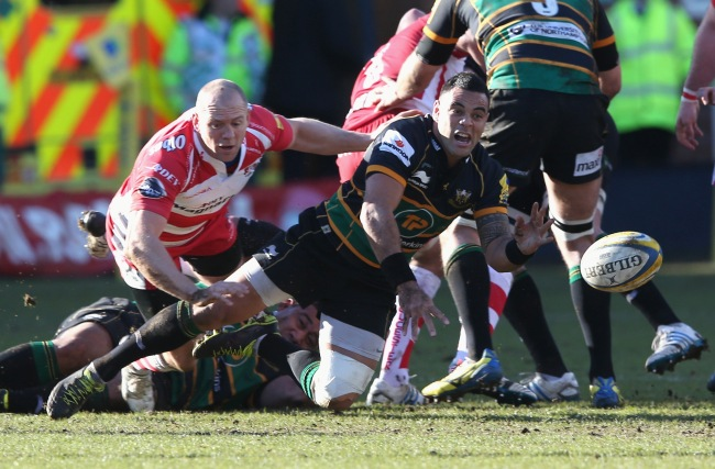 Northampton Saints 39 Gloucester Rugby 13