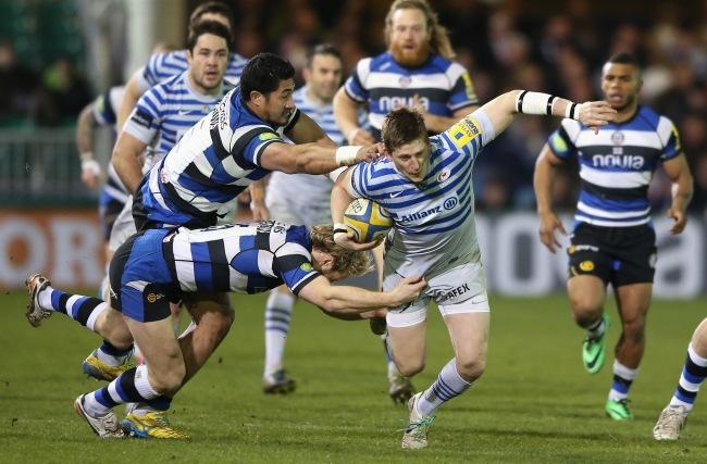 Bath Rugby 10 Saracens 23