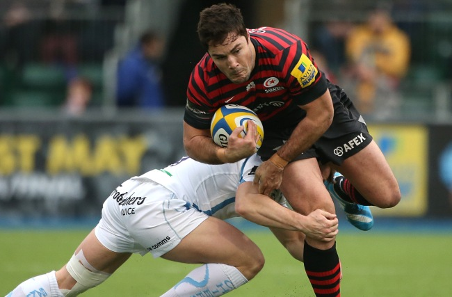 Saracens 23 Exeter Chiefs 10