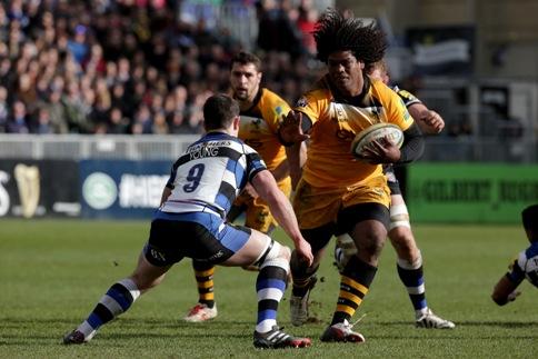 Bath Rugby 32 London Wasps 25