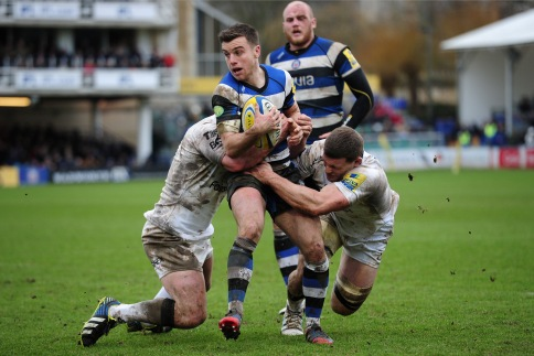 Bath Rugby 24 Newcastle Falcons 6