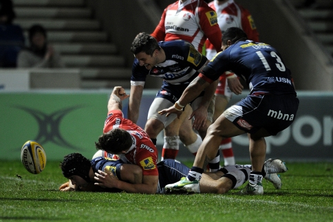 Sale Sharks 24 Gloucester Rugby 19