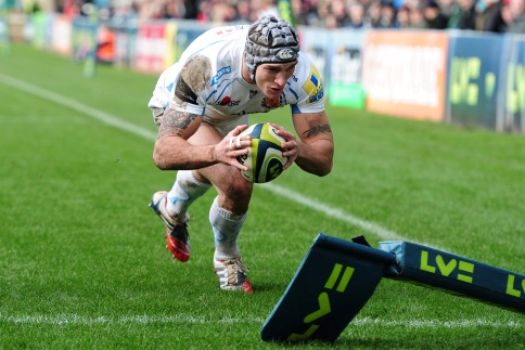 Worcester Warriors 3 Exeter Chiefs 42