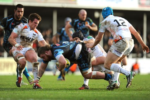 Exeter Chiefs 36 Ospreys 22