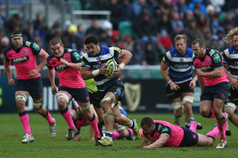 Bath Rugby 24 Cardiff Blues 13