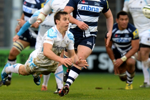 Sale Sharks 20 Worcester Warriors 6