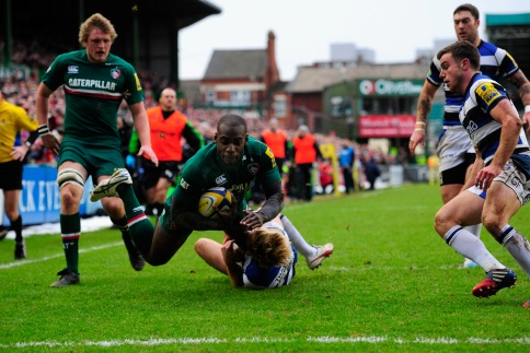 Leicester Tigers 27 Bath Rugby 27