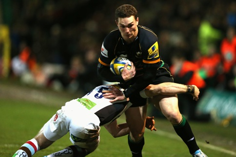 Northampton Saints 23 Harlequins 9