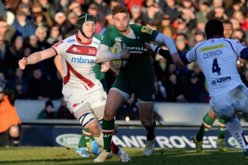 Leicester Tigers 30 Sale Sharks 23