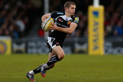 Exeter Chiefs 16 Newcastle Falcons 3