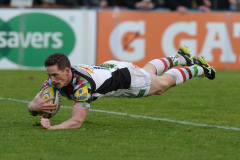 Newcastle Falcons 9-35 Harlequins