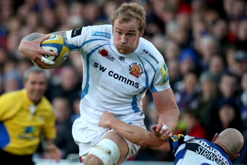 Bath Rugby 21 Exeter Chiefs 16