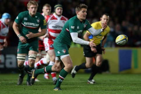 Gloucester Rugby 17 Leicester Tigers 22