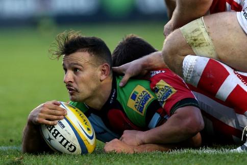 Harlequins 27 Gloucester Rugby 19