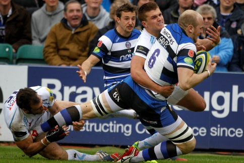 Bath Rugby 37 Exeter Chiefs 15