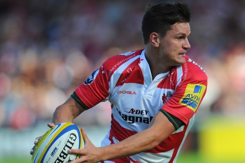 Gloucester Rugby 20 Newcastle Falcons 3