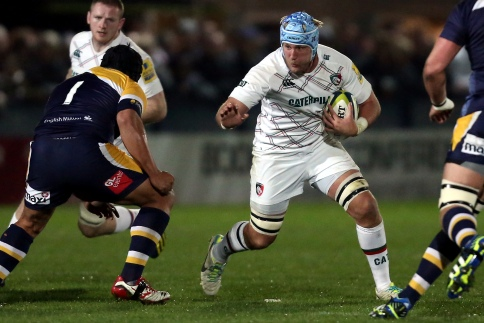 Worcester Warriors 18 Leicester Tigers 21