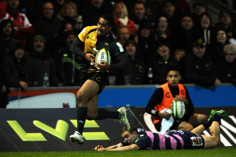 Northampton Saints 33 Gloucester Rugby 6