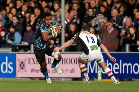 Exeter Chiefs 19 Harlequins 5