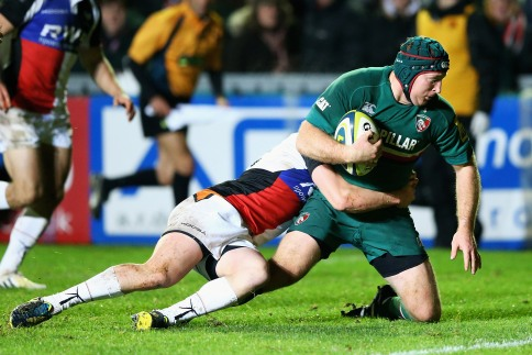 Leicester Tigers 39 Ospreys 16