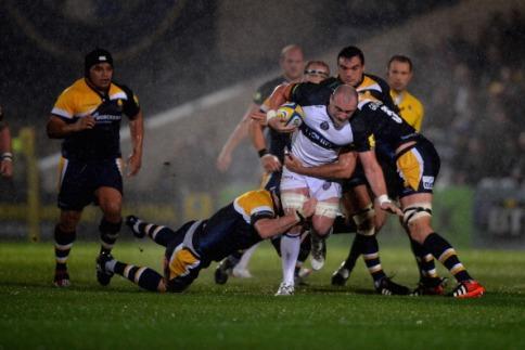 Worcester Warriors 6 Bath Rugby 21