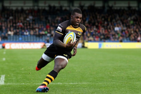 London Wasps 22 Leicester Tigers 12