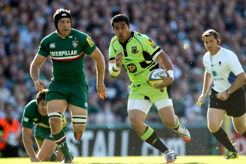 Leicester Tigers 19 Northampton Saints 19