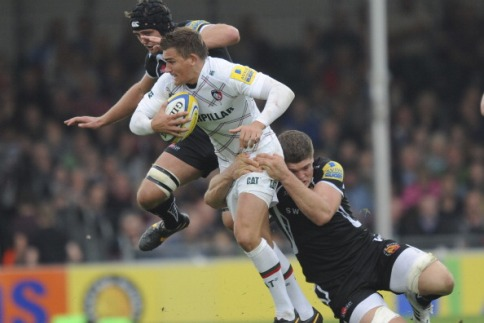 Exeter Chiefs 9 Leicester Tigers 21