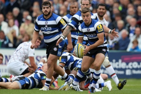 Bath Rugby 27 Leicester Tigers 20