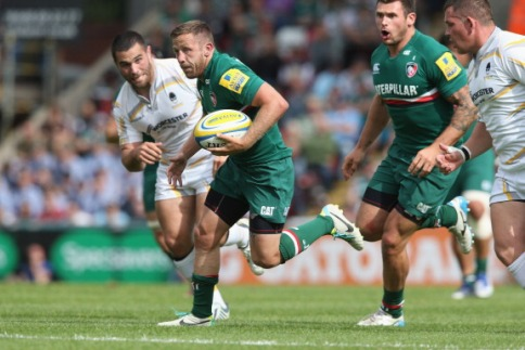 Leicester Tigers 32 Worcester Warriors 15