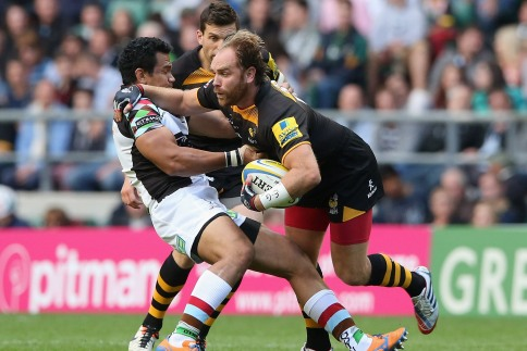 London Wasps 15 Harlequins 16