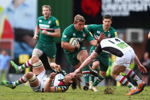 Leicester Tigers 33 Harlequins 16