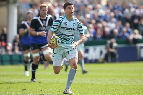 Bath Rugby 27 Leicester Tigers 26