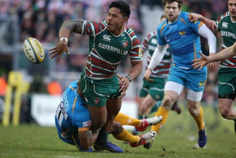 Leicester Tigers 35 London Wasps 16