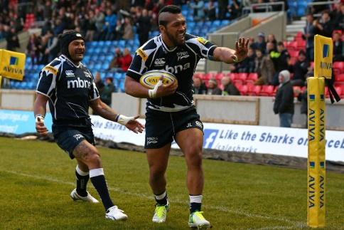 Sale Sharks 32 Gloucester Rugby 9