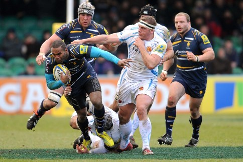 Worcester Warriors 18 Exeter Chiefs 24