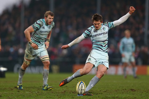 Exeter Chiefs 9 Leicester Tigers 12