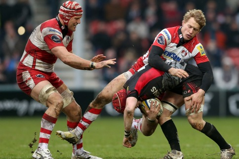 Gloucester Rugby 15 London Welsh 14
