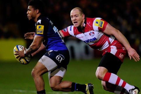Bath Rugby 31 Gloucester Rugby 25