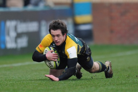 Northampton Saints 25 Bath Rugby 23