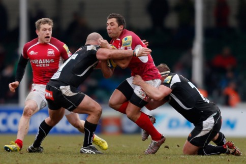 Exeter Chiefs 47 London Welsh 16